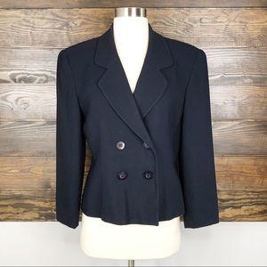 Christian Dior Vintage Blazer Jacket Size 10